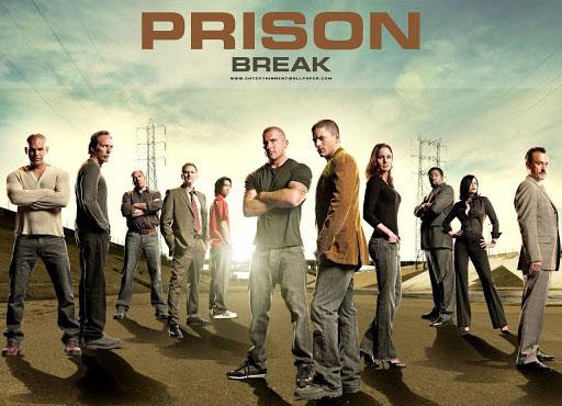 Prison Break แผนลับแหกคุกนรก